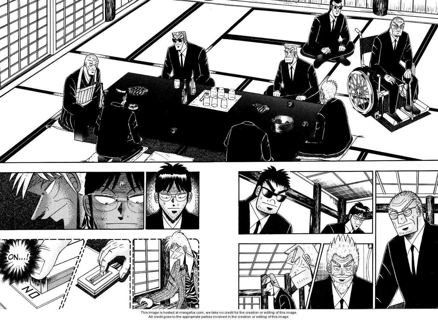Ten - Tenna Toori no Kaidanji 159 Page 2