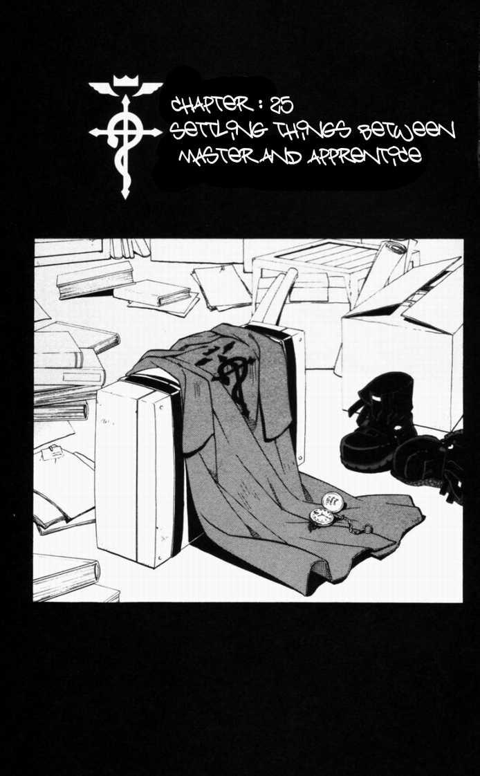 Full Metal Alchemist 25 Page 2