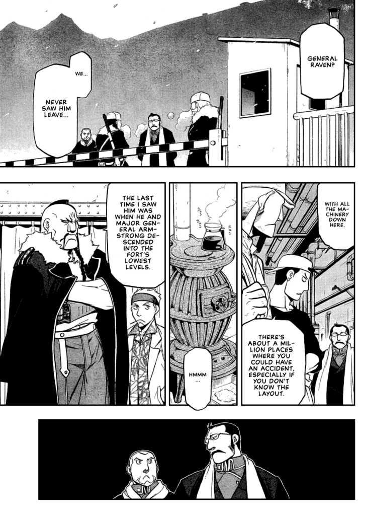 Full Metal Alchemist 74 Page 3