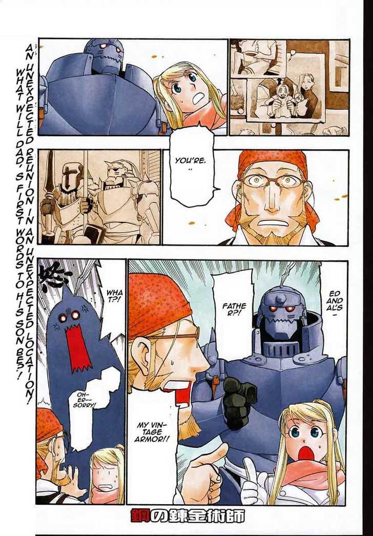 Full Metal Alchemist 81 Page 3
