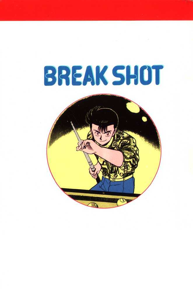 Break Shot 11 Page 1