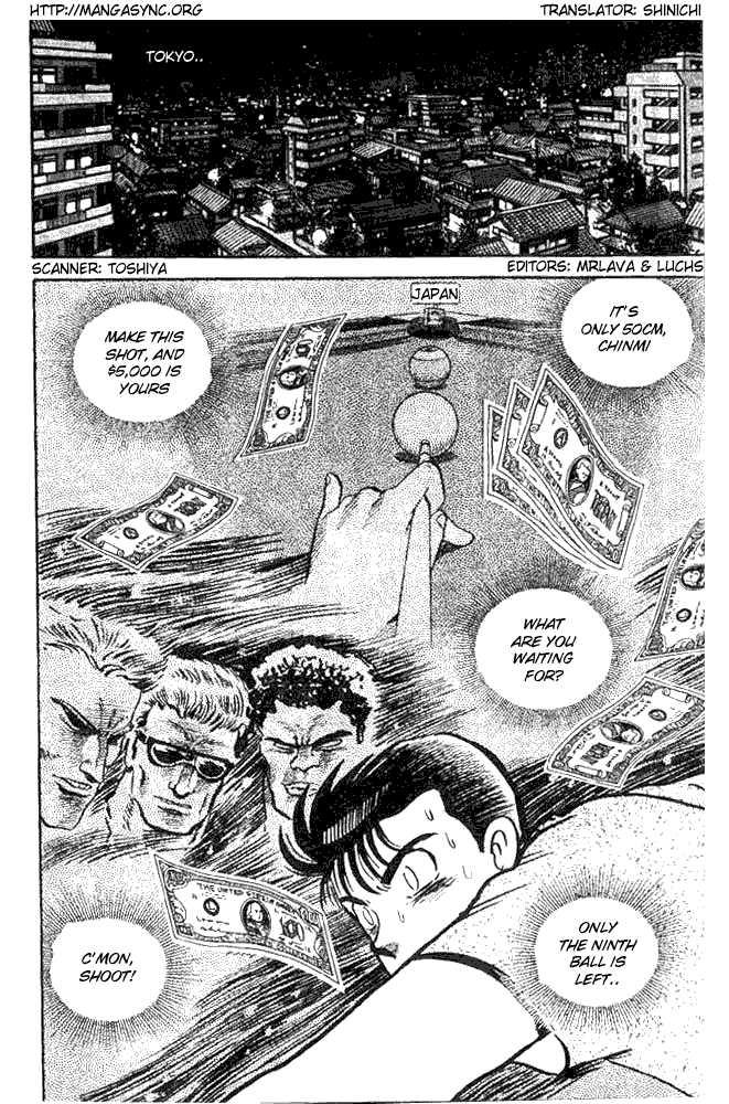 Break Shot 23 Page 1