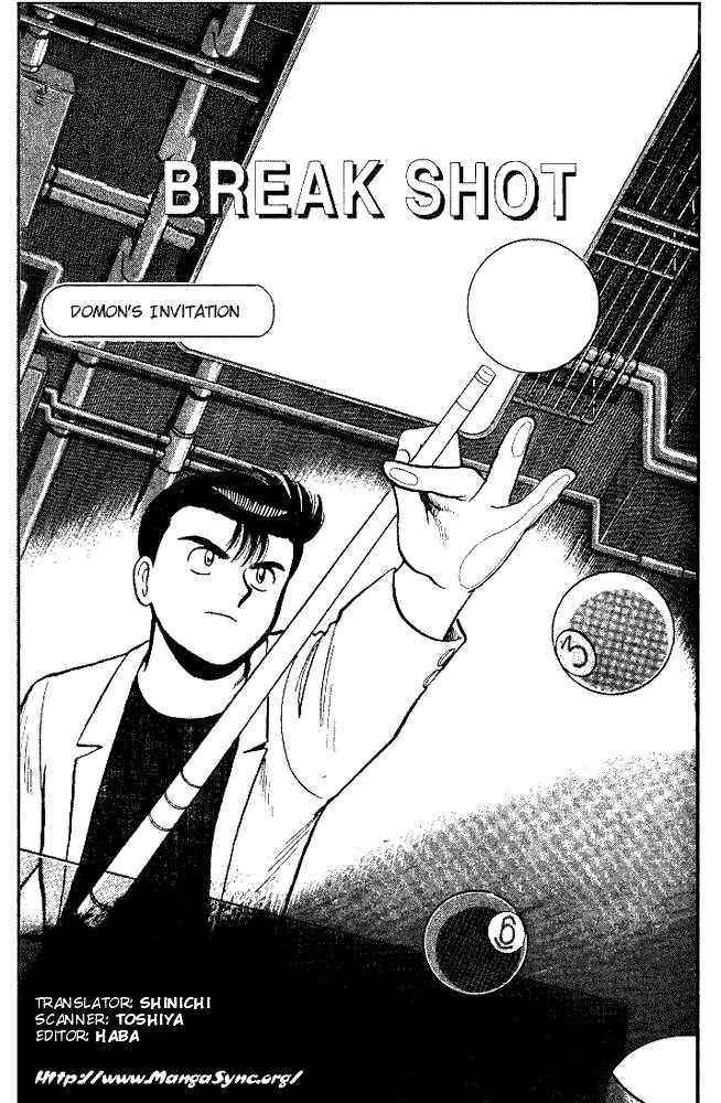 Break Shot 27 Page 1