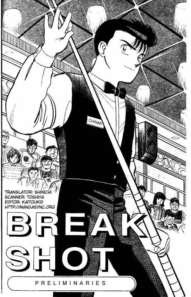 Break Shot 33 Page 1