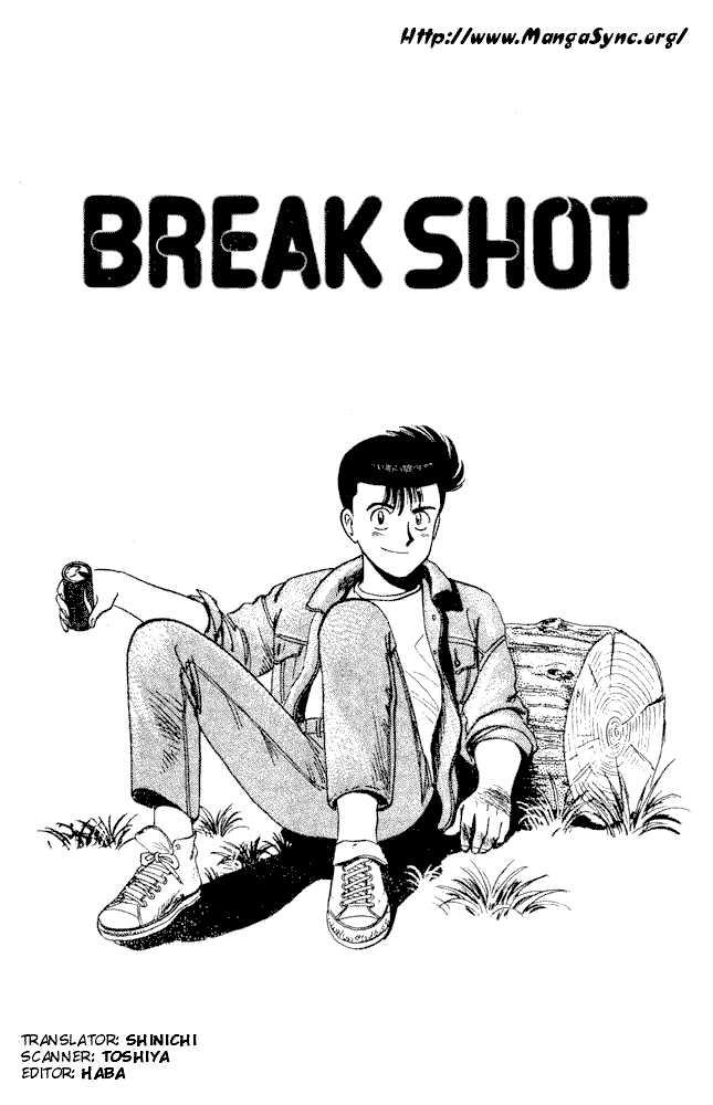 Break Shot 53 Page 1