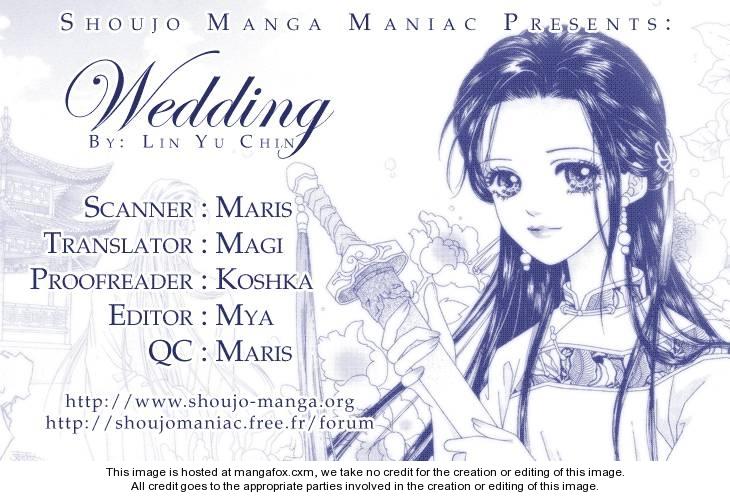 Wedding 6 Page 1