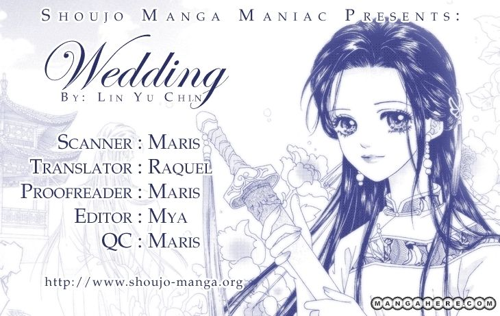 Wedding 8 Page 1