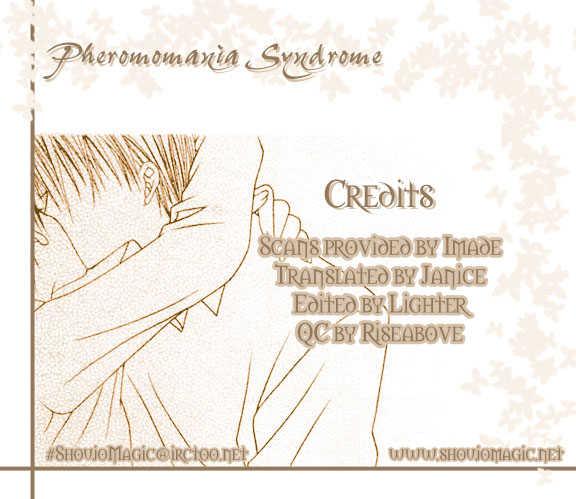 Pheromomania Syndrome 5 Page 2