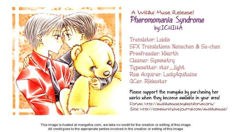 Pheromomania Syndrome 9 Page 2