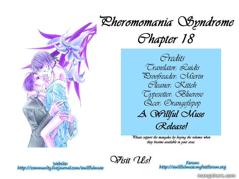 Pheromomania Syndrome 18 Page 1
