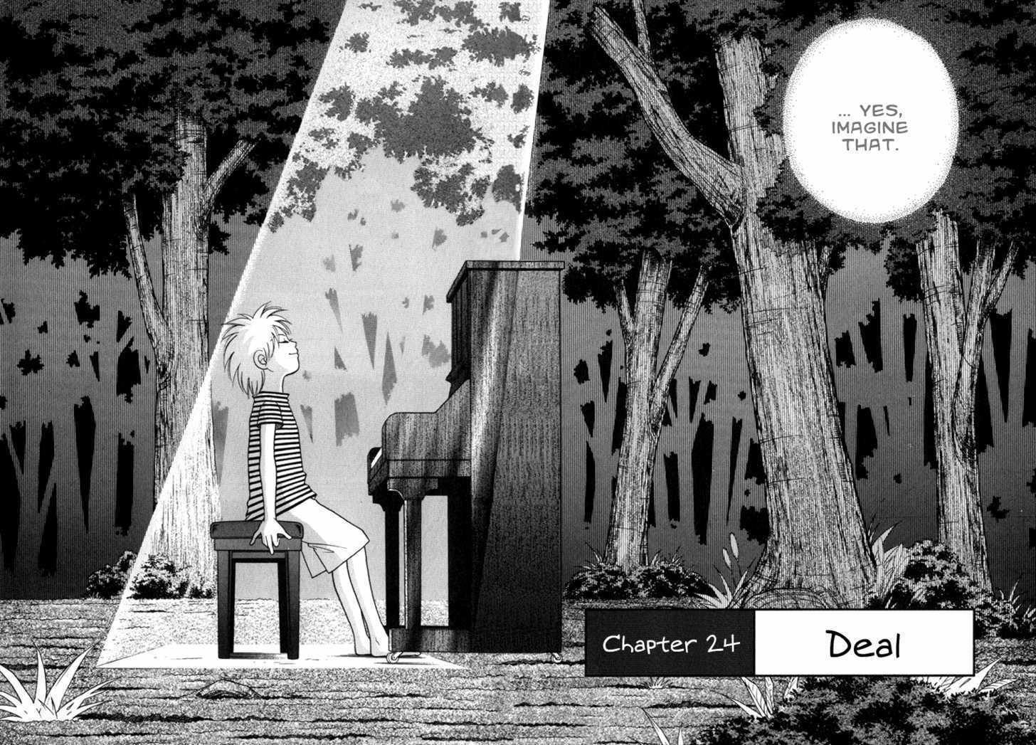 Piano no Mori 24 Page 2