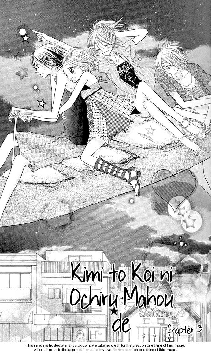 Kimi to Koi ni Ochiru Mahou de 3 Page 2