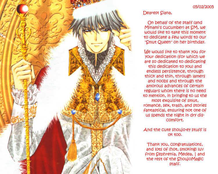 Otoko Hime to Mahou no Lamp 1 Page 1