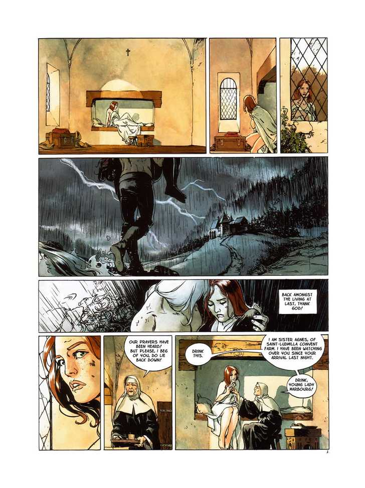 The Third Testament 1 Page 2