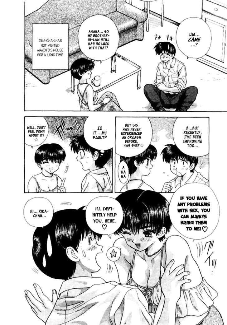 Futari Ecchi 70 Page 2