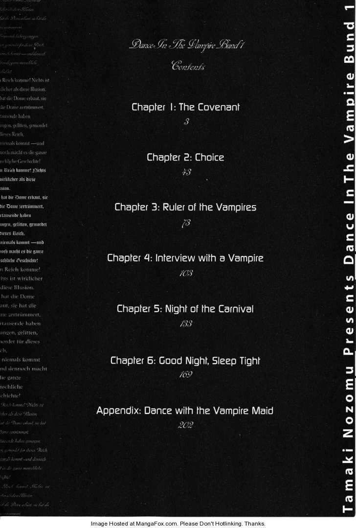 Dance in the Vampire Bund 1 Page 2
