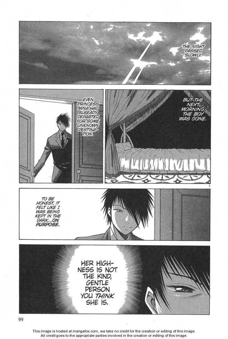 Dance in the Vampire Bund 10 Page 1