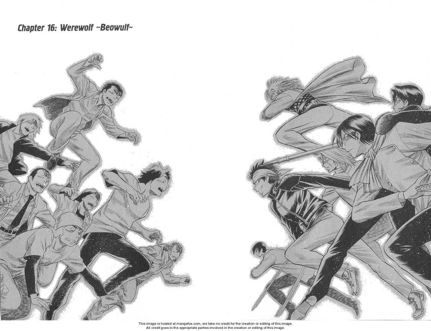 Dance in the Vampire Bund 16 Page 2