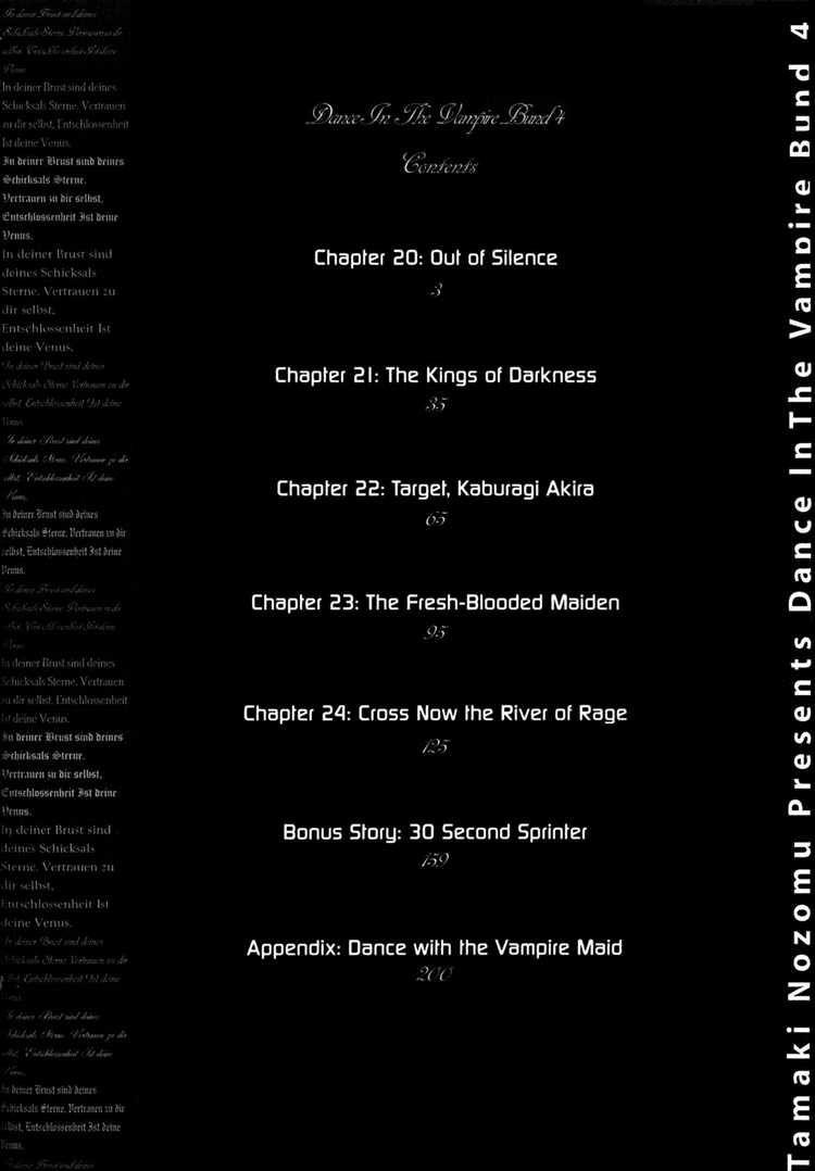 Dance in the Vampire Bund 20 Page 2