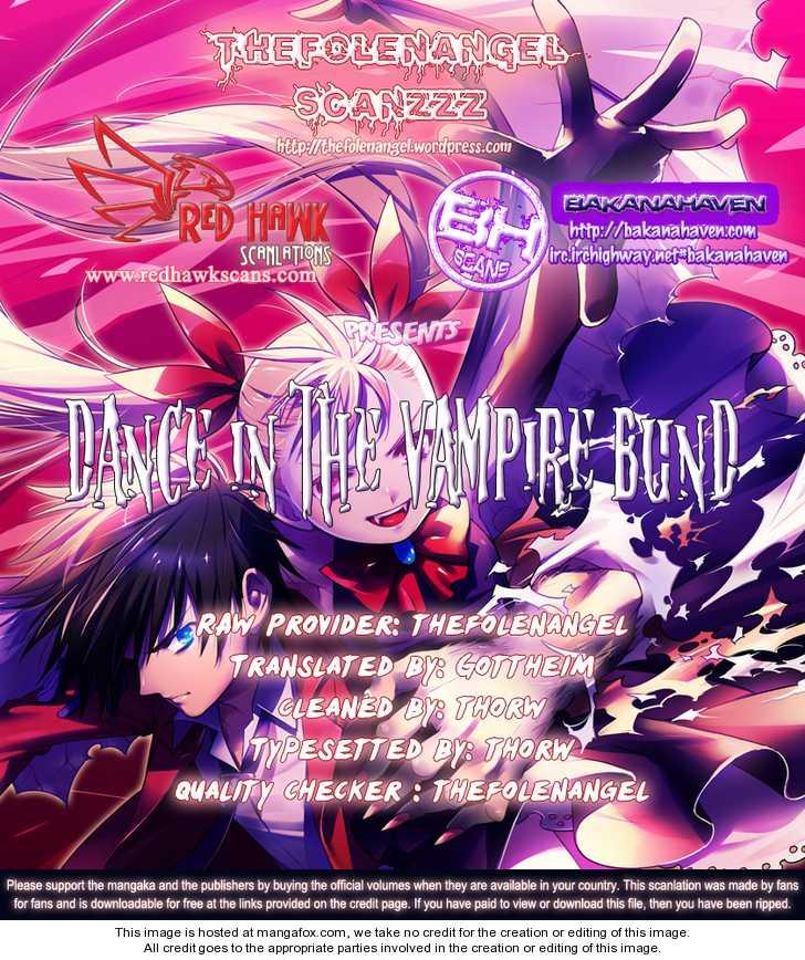 Dance in the Vampire Bund 40 Page 1