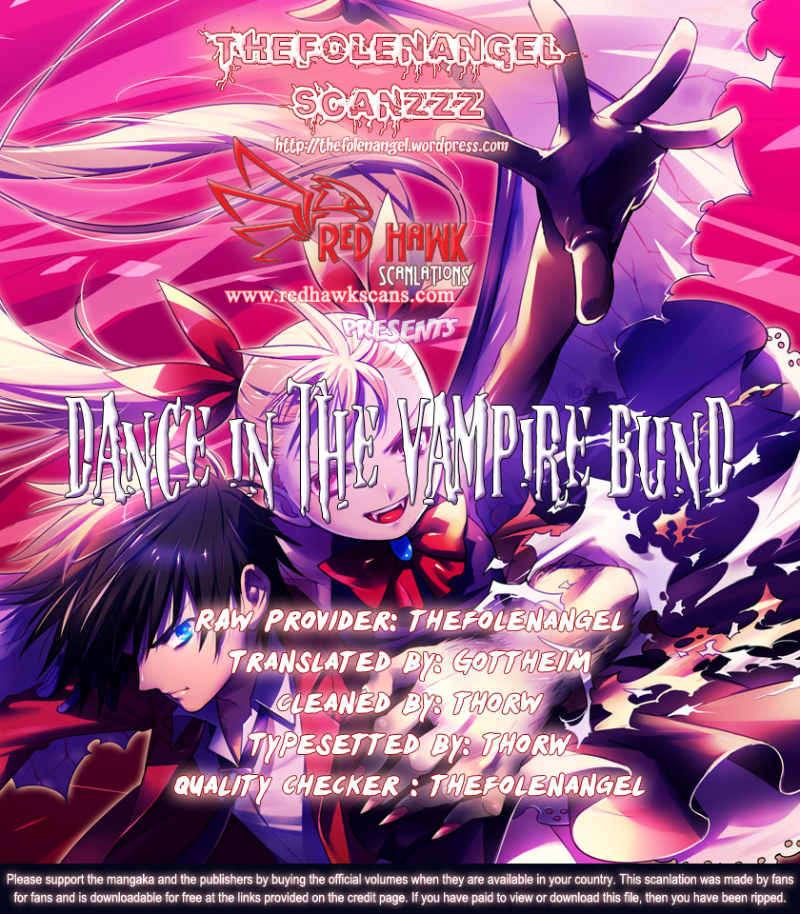 Dance in the Vampire Bund 43 Page 1