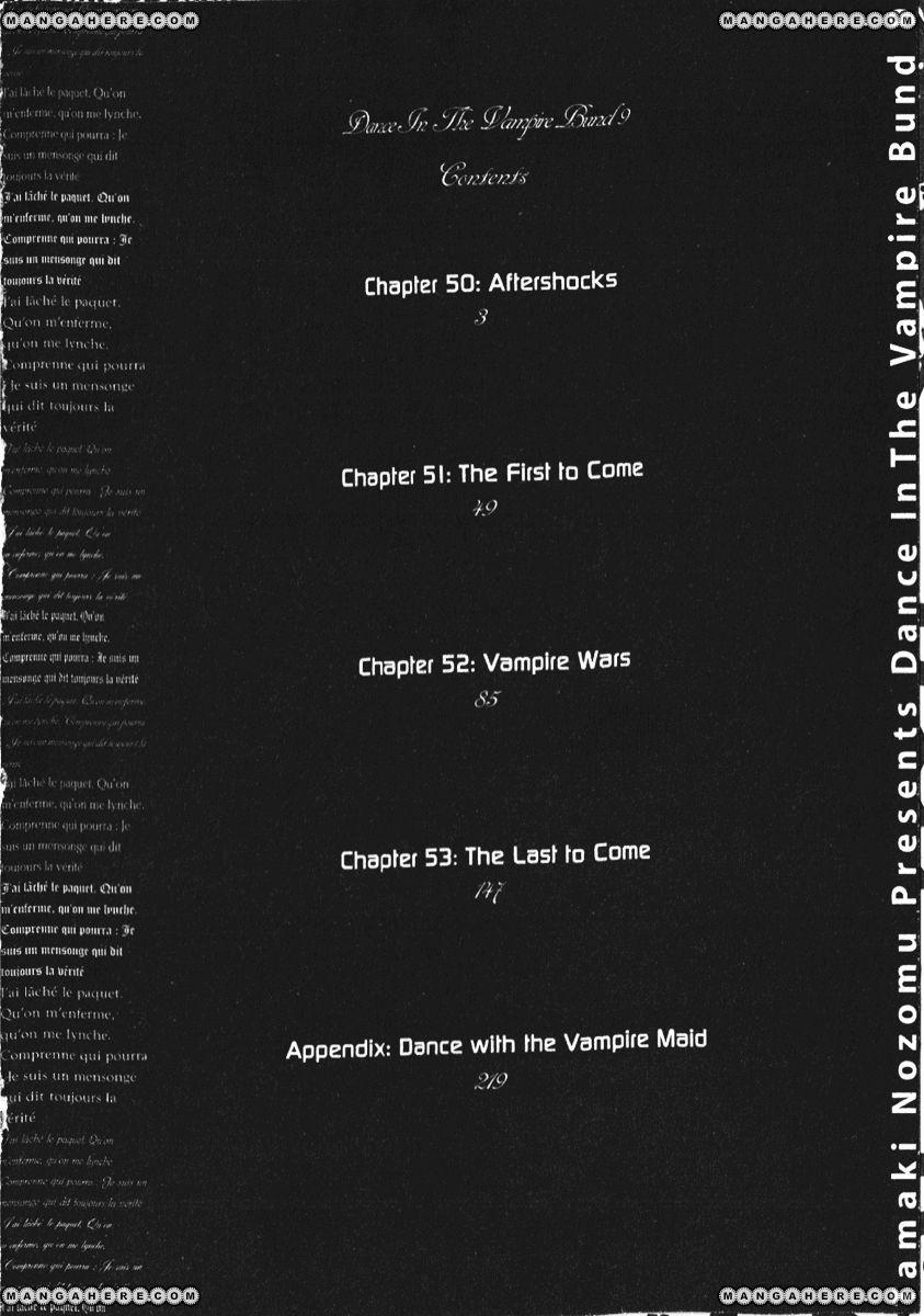 Dance in the Vampire Bund 50 Page 3