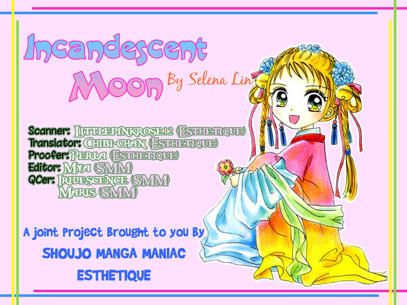 Incandescent Moon 3 Page 1