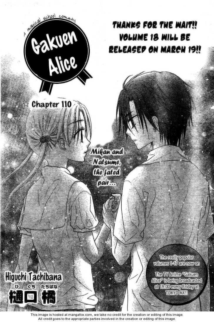 Gakuen Alice 110 Page 2