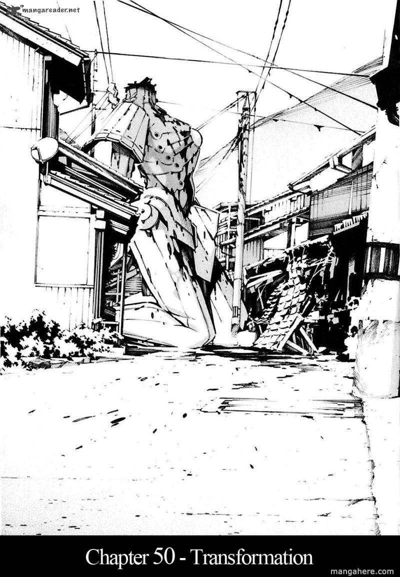 Kurogane no Linebarrel 50 Page 1