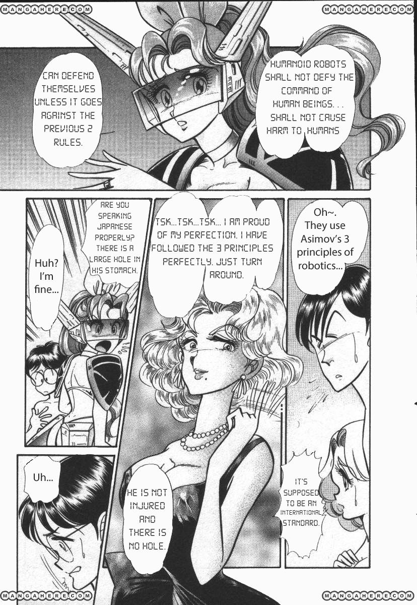 Buttobi!! CPU 16 Page 3