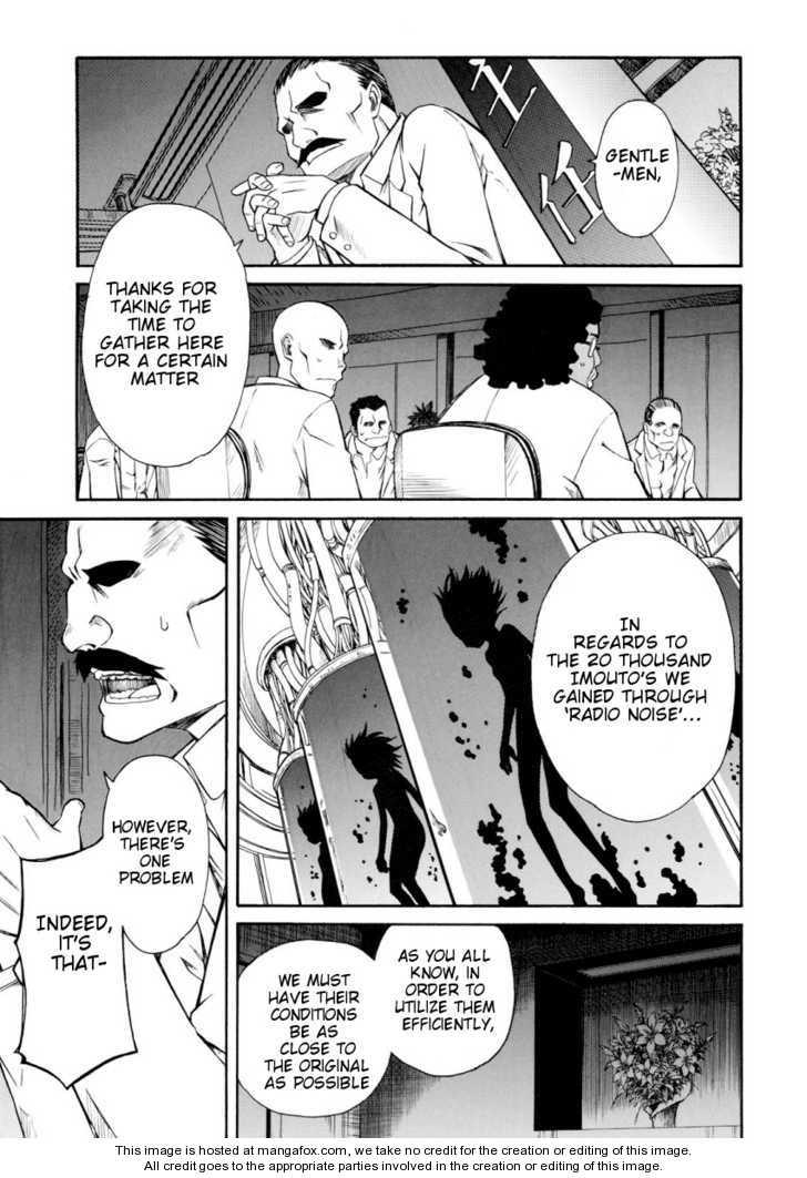 To Aru Kagaku no Rail gun 8.5 Page 1