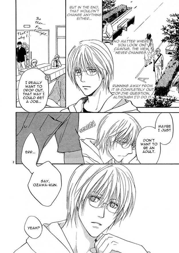 Sore wa Isshun no Hikari, dewanaku 1 Page 2