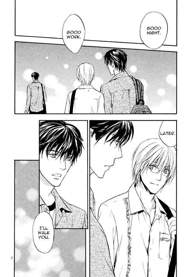 Sore wa Isshun no Hikari, dewanaku 3 Page 2