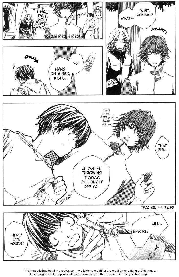 Inu mo Arukeba Fallin' Love 6 Page 4