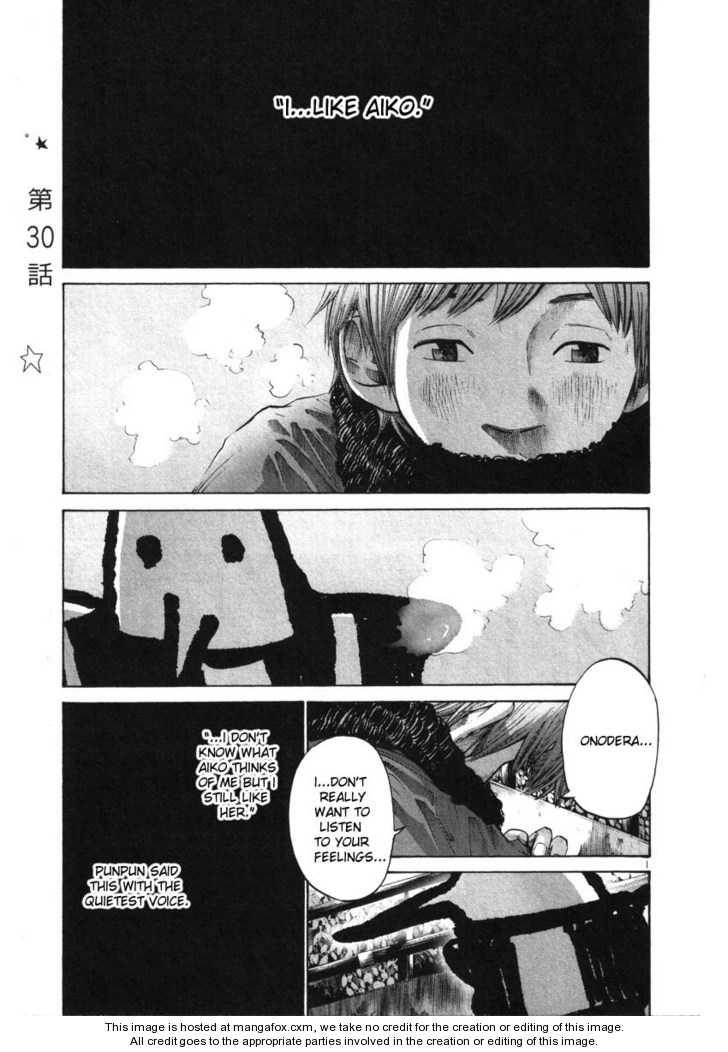 Oyasumi Punpun 30 Page 1
