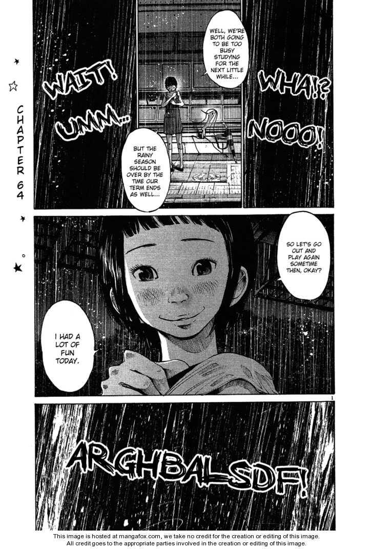 Oyasumi Punpun 64 Page 1