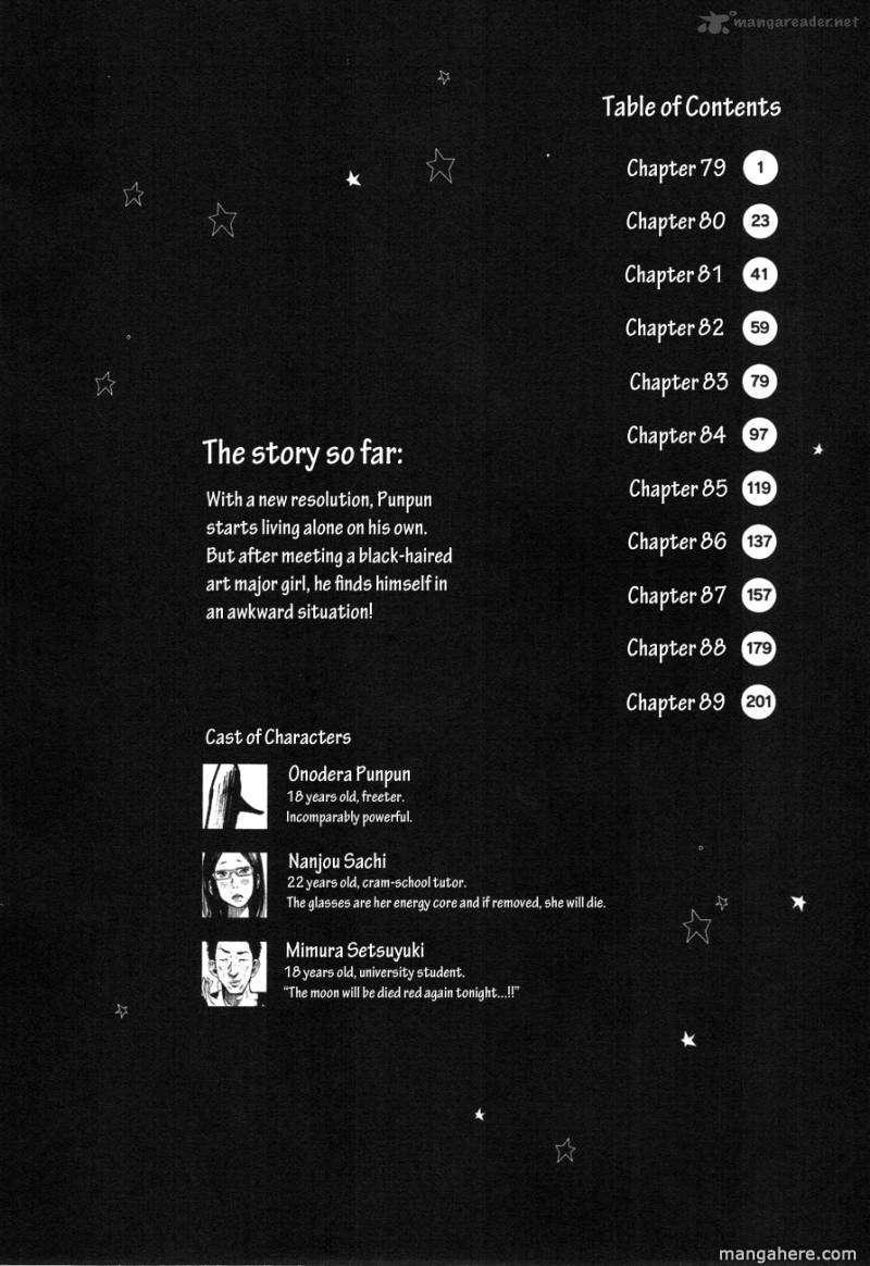 Oyasumi Punpun 80 Page 2