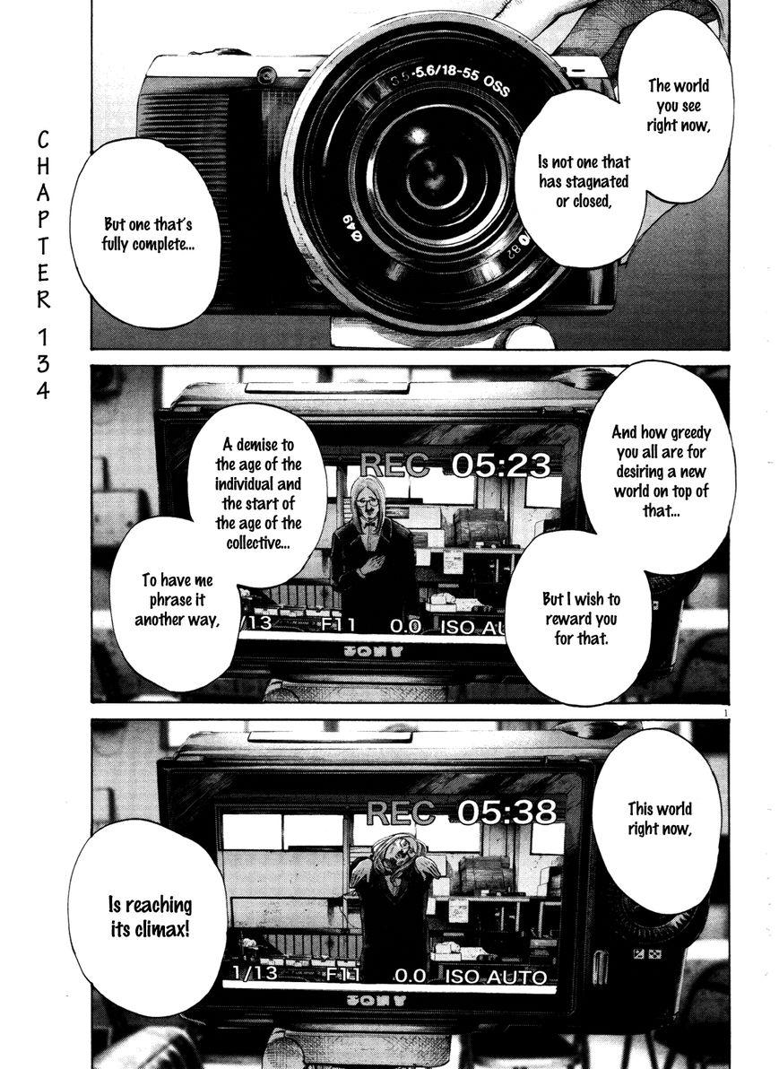 Oyasumi Punpun 134 Page 1