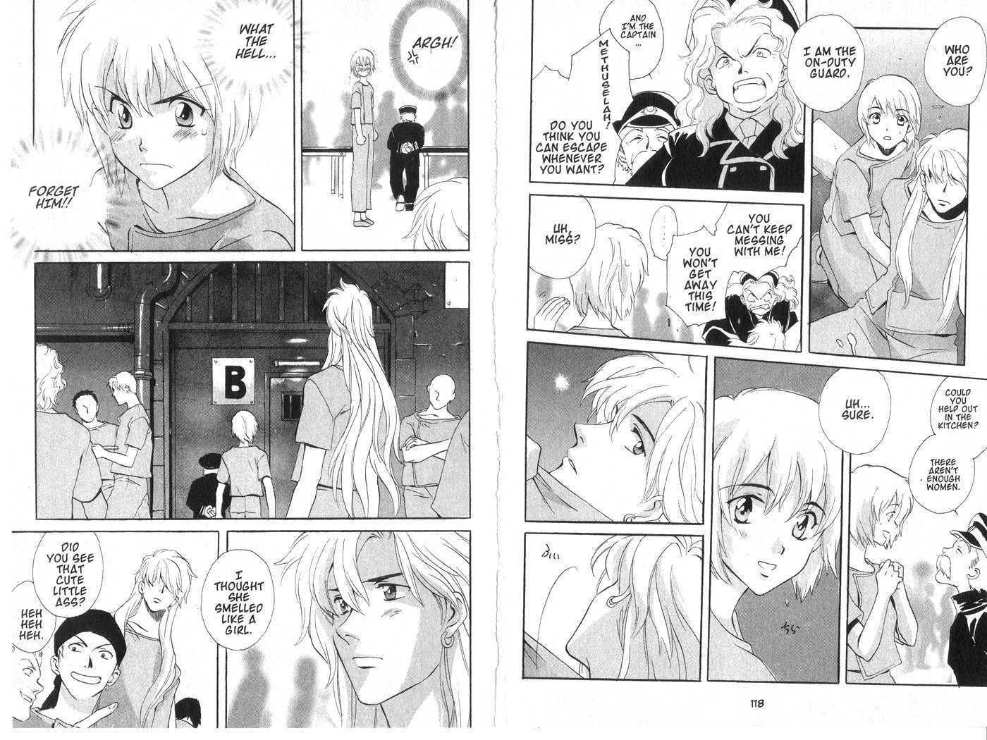 Immortal Rain 9 Page 4