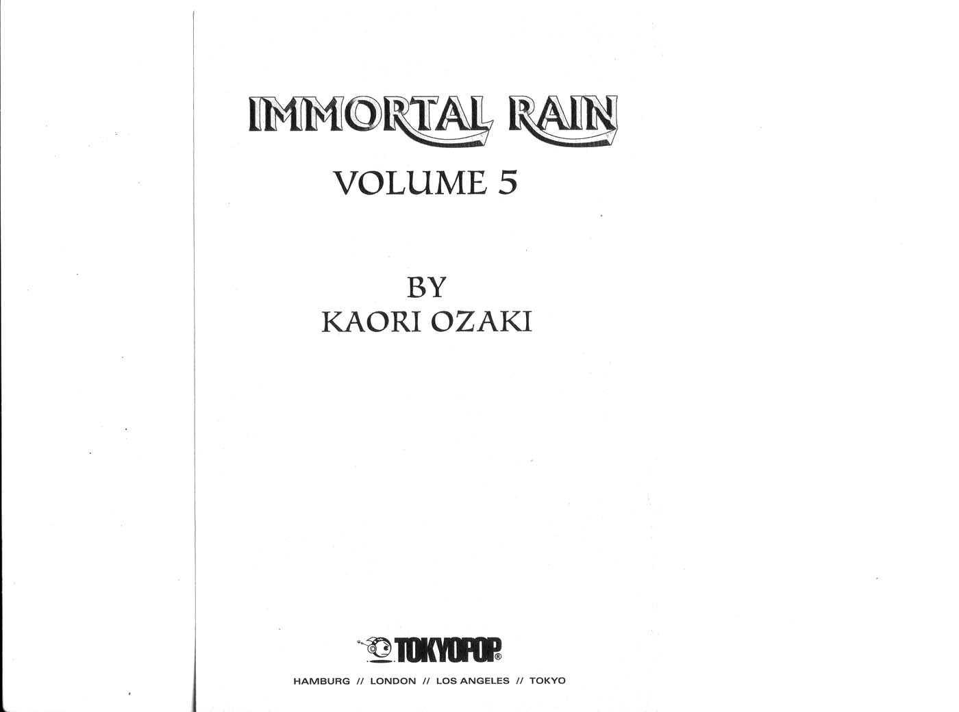 Immortal Rain 19 Page 2