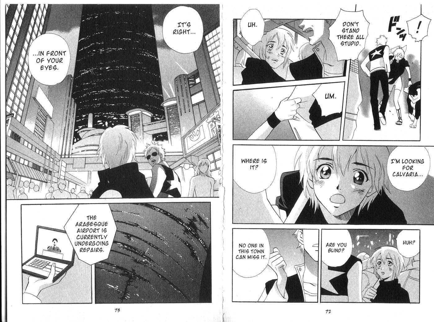 Immortal Rain 20 Page 2