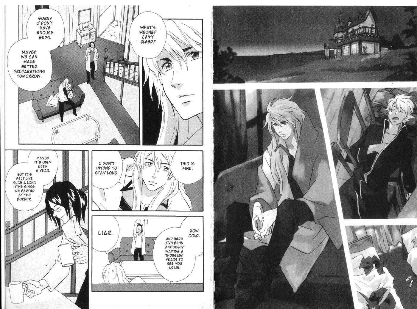 Immortal Rain 33 Page 2