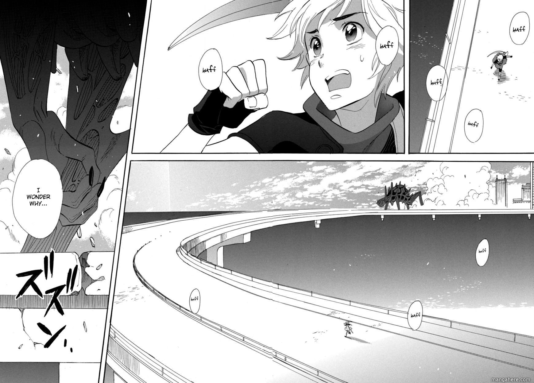 Immortal Rain 61 Page 2