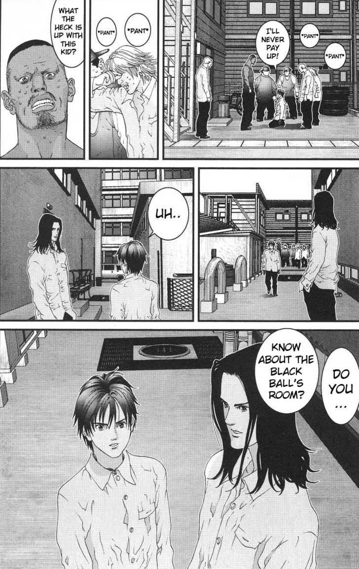 Gantz 93 Page 2