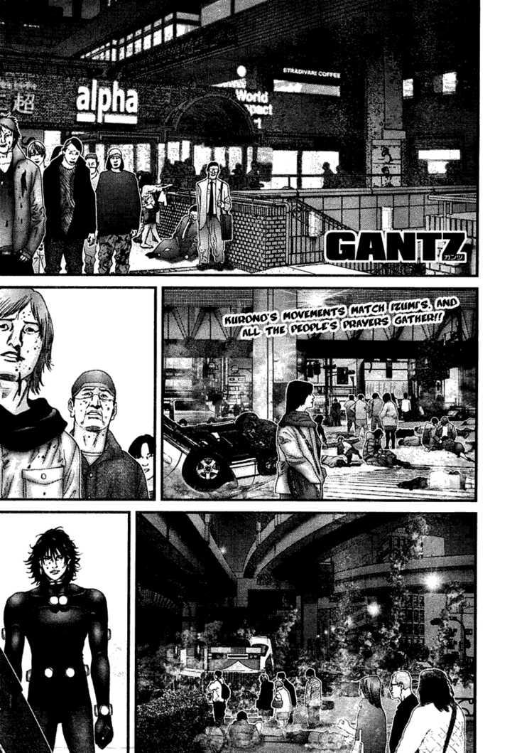 Gantz 215 Page 1