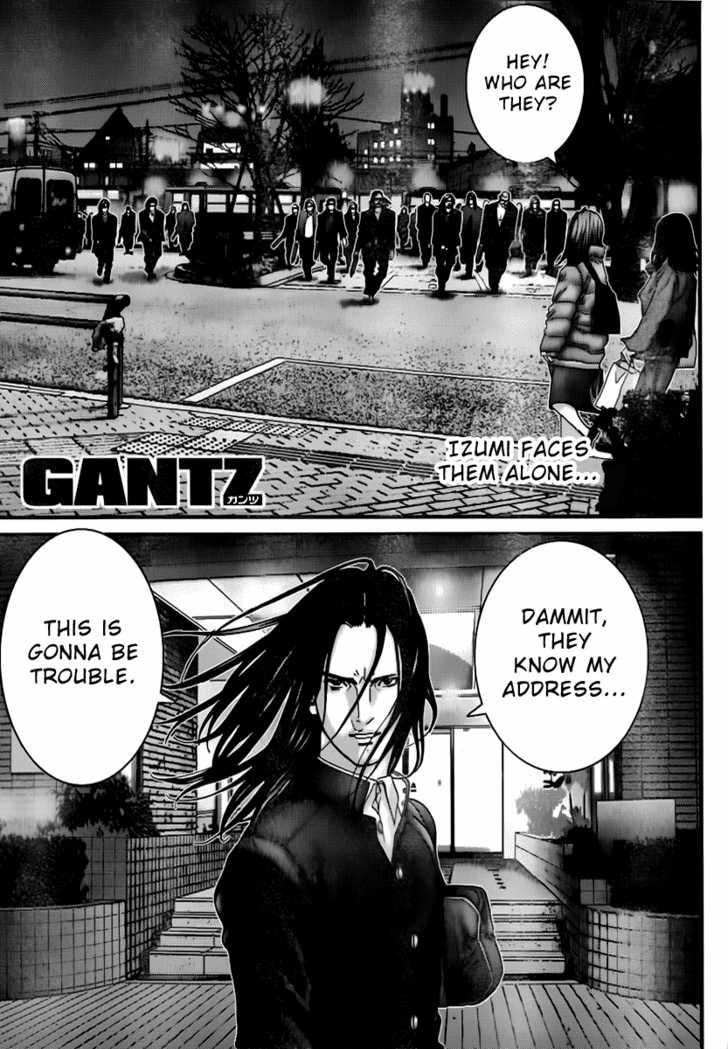 Gantz 231 Page 2