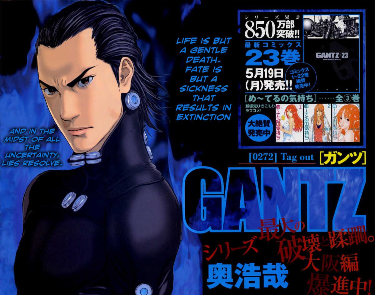 Gantz 272 Page 2