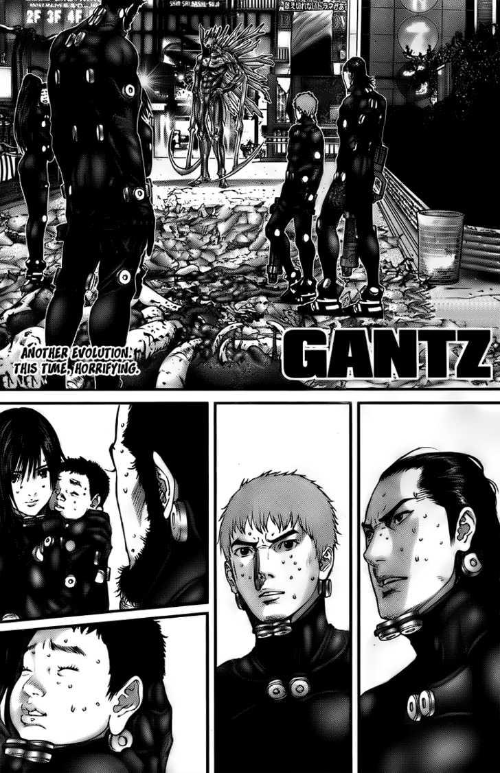 Gantz 275 Page 1