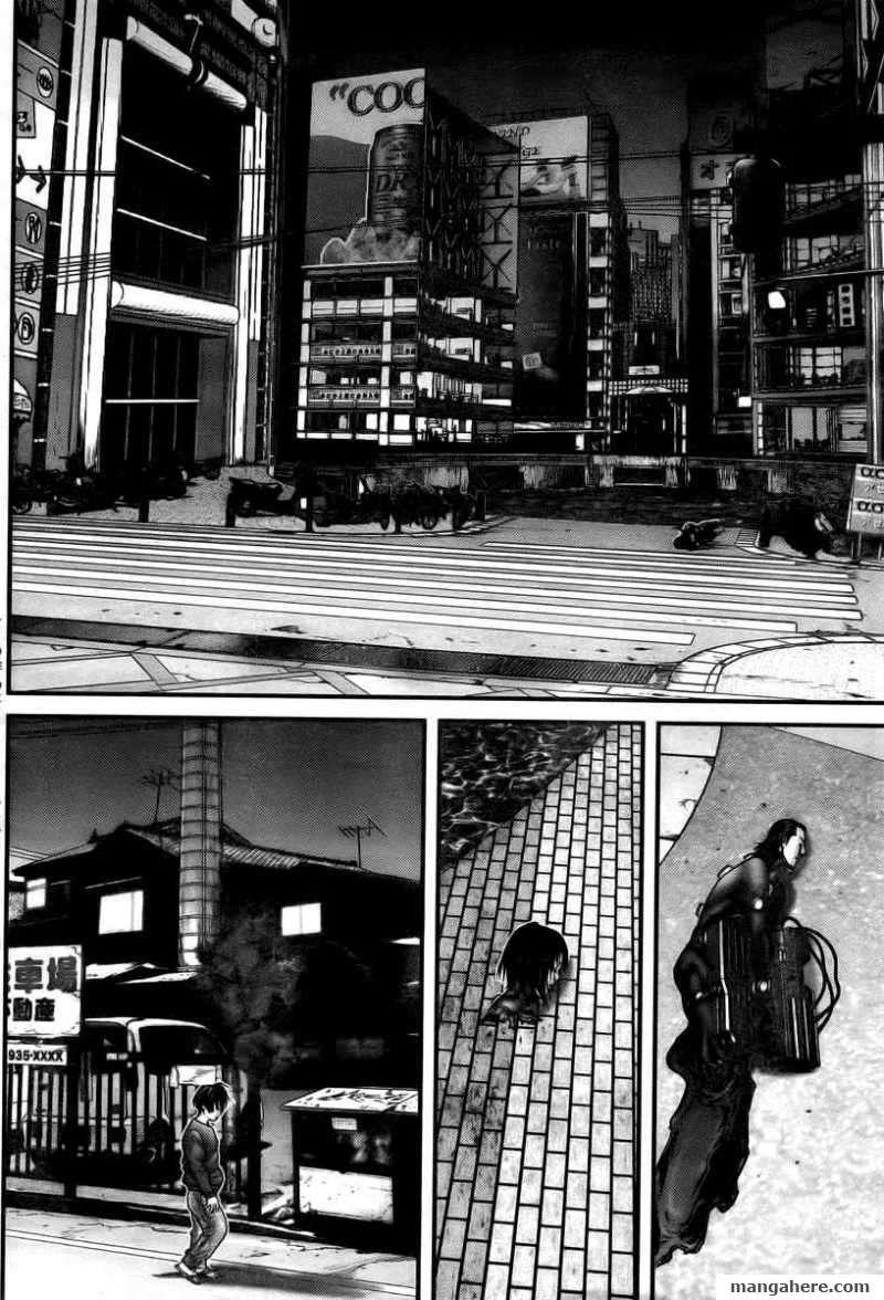 Gantz 279 Page 4
