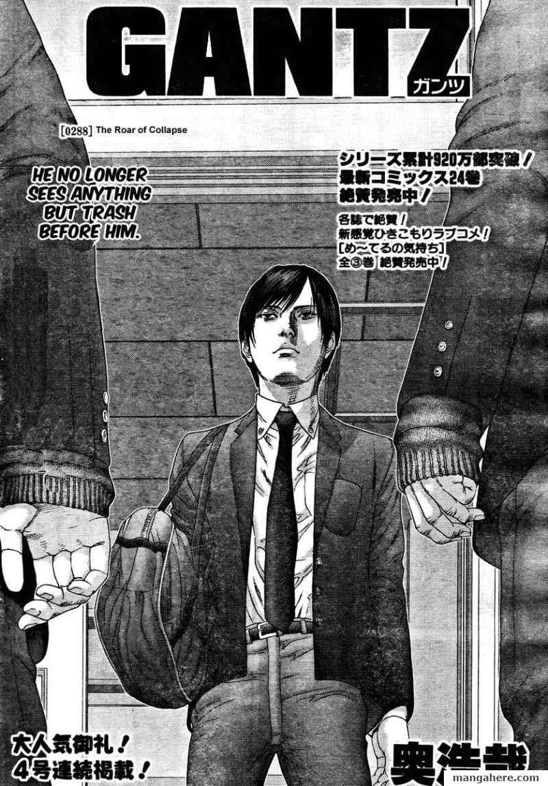 Gantz 288 Page 2